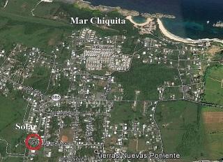 Esquina Exclusiva Cerca a Playa Mar Chiquita, Manati