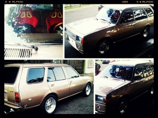 SE VENDE MAZDA GLC STATION WAGON CLASSICA CUSTOMIZADA