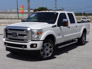 FORD F250 PLATINUM 2013 MATOS 787-923-0173