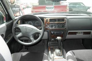 Mitsubishi Montero Sport Ls Blanco 2000