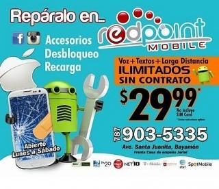 Reparacion y venta d celulares planes ilimitados...