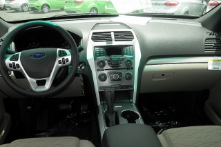 Ford Explorer Base Negro 2014