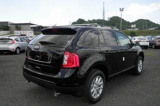 Ford Edge Se Negro 2014