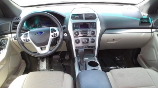 Ford Explorer Base Plateado 2013