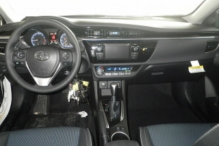 Toyota Corolla S Blanco 2014