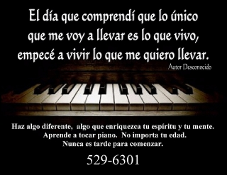 CLASES DE PIANO PARA NIÑOS Y ADULTOS