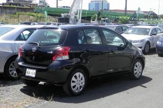 Toyota Yaris S Negro 2009