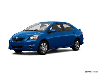 Toyota Yaris Azul 2009