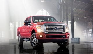 FORD SUPER DUTY 2014