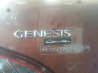 GENESIS COUPE STD COLOR COOPER