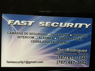 TELE ENTRY APROVECHA FAST SECURITY
