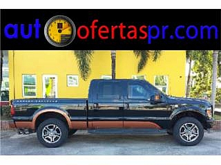 F-250  HARLEY DAVIDSON TURBO DIESEL SUPER DUTY