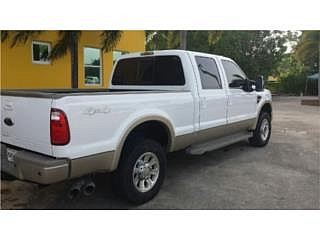 F-250  KING RANCH LARIAT TURBO DIESEL 4X4