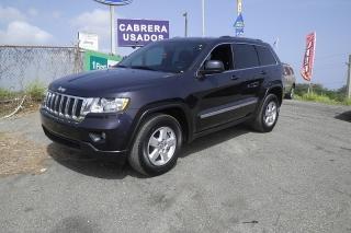 Jeep Grand Cherokee Laredo Negro 2013