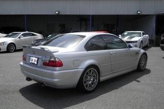 BMW M3 Plateado 2001