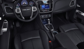 CHRYSLER 200 CONVERTIBLE 2014