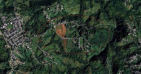 Este e Int. de PR-164 Km 15.8 Bo. Palmarejo
