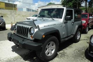 Jeep Wrangler X Gris Oscuro 2008