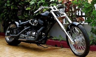 Motora Harley Davidson Custom