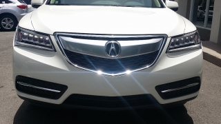 ACURA MDX TECNOLOGY PACKAGE