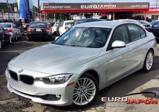 BMW 328i 2013 EUROJAPON