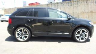 Ford Edge Sport Negro 2012