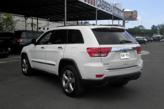 Jeep Grand Cherokee Limited Blanco 2011