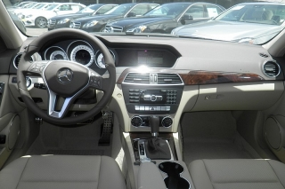 Mercedes-Benz C-class C250 Sport Palladium Silver Metallic 2014
