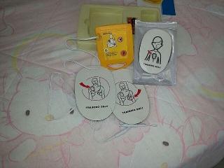 DESFIBRILADORES SAVER-ONE AED