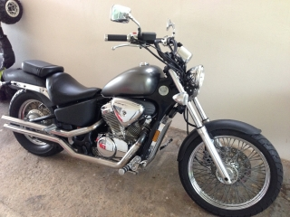 Honda shadow 2002 vt600