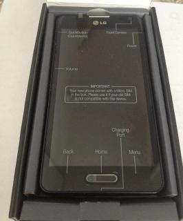 LG OPTIMUS F6 4G LTE TMOBILE & UNLOCK
