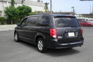 Dodge Grand Caravan Sxt Gris Oscuro 2012