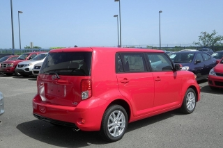 Scion Xb Rojo 2014