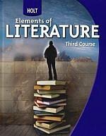 Libro de inglés - Colegio Ponceño 9-10 (Elements of Literature 3rd)
