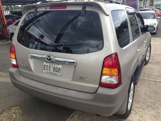 MAZDA TRIBUTE DX-V6 2001