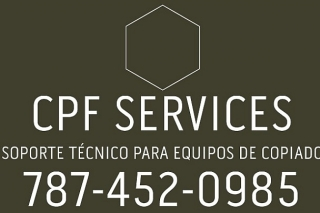 Reparación Copiadoras/Printer/Fax 787-452-0985