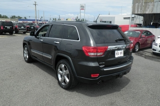 Jeep Grand Cherokee Limited Gris Oscuro 2011