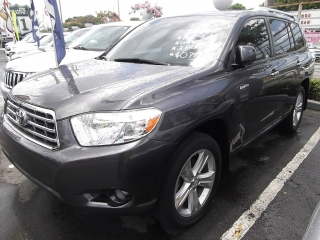 TOYOTA HIGHLANDER LIMITED 2010