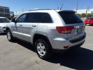 Jeep Grand Cherokee Plateado 2012
