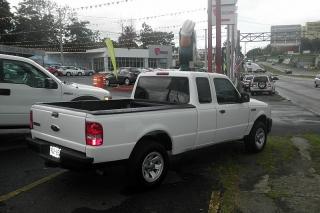 Ford Ranger Blanco 2011