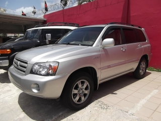 TOYOTA HIGHLANDER LIMITED 2005