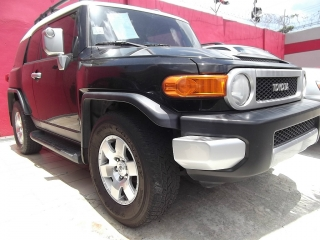 TOYOTA FJ CRUISER 2008 (UPGRADE)