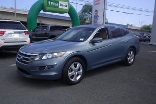 Honda Accord Crosstour Ex Verde 2010
