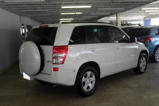 Suzuki Grand Vitara Xsport Blanco 2010