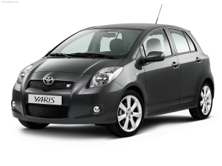 Guardalodo - Fender TOY Yaris 2007-2011 Sedan (4Puertas)