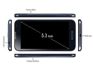 SMARTPHONE SIMILAR AL GALAXY GRAND WIFI,CAMARA
