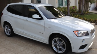 BMW X-3 2.8 XDRIVE 2013 Blanco