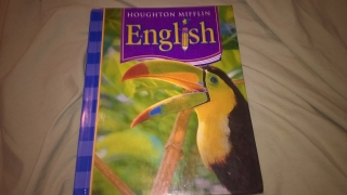 English 4, Houghton Mifflin