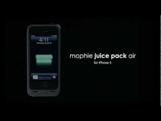 Mophie Juice Pack Air %100 Extra Battery