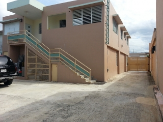LEVITTOWN 2DO PISO, 2H/1B, CONSTRUCCION RECIENTE